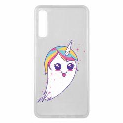 Чохол для Samsung A7 2018 Ghost Unicorn
