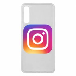Чохол для Samsung A7 2018 Instagram Logo Gradient