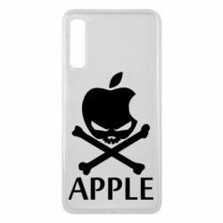 Чехол для Samsung A7 2018 Pirate Apple