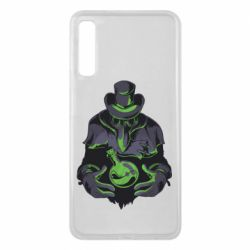 Чехол для Samsung A7 2018 Plague Doctor