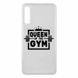 Чохол для Samsung A7 2018 Queen Of The Gym