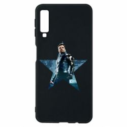 Чохол для Samsung A7 2018 Winter Soldier Star
