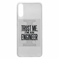 Чохол для Samsung A70 Довірся мені я інженер