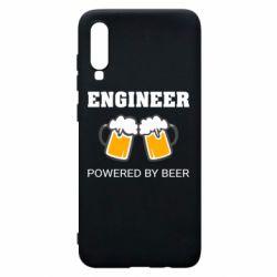 Чохол для Samsung A70 Engineer Powered By Beer