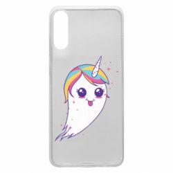 Чохол для Samsung A70 Ghost Unicorn