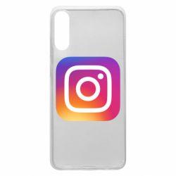 Чохол для Samsung A70 Instagram Logo Gradient