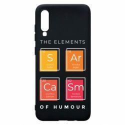 Чохол для Samsung A70 Sarcasm