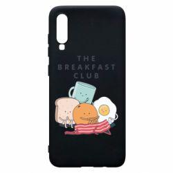 Чохол для Samsung A70 The breakfast club