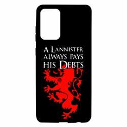 Чохол для Samsung A72 5G A Lannister always pays his debts