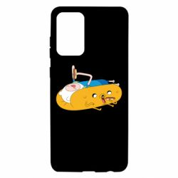 Чехол для Samsung A72 5G Adventure time 4