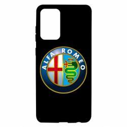 Чехол для Samsung A72 5G ALFA ROMEO