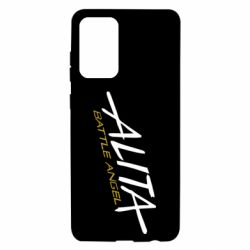 Чохол для Samsung A72 5G Alita battle angel logo