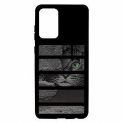 Чехол для Samsung A72 5G All seeing cat