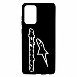 Чохол для Samsung A72 5G Alpinestar Logo