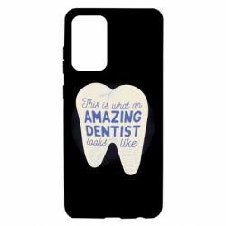 Чохол для Samsung A72 5G Amazing Dentist