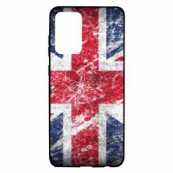 Чехол для Samsung A72 5G Англия