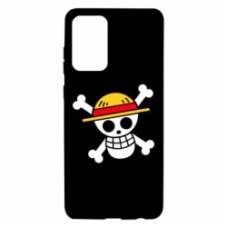Чохол для Samsung A72 5G Anime logo One Piece skull pirate