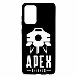 Чохол для Samsung A72 5G Apex Legends symbol health