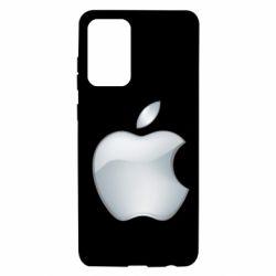 Чохол для Samsung A72 5G Apple Silver