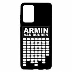Чохол для Samsung A72 5G Armin Van Buuren Trance