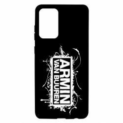 Чехол для Samsung A72 5G Armin Van Buuren