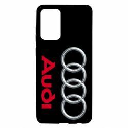 Чохол для Samsung A72 5G Audi 3D Logo
