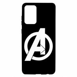 Чохол для Samsung A72 5G Avengers logo