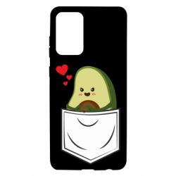 Чехол для Samsung A72 5G Avocado in your pocket