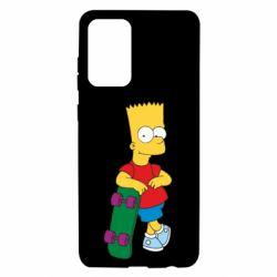 Чохол для Samsung A72 5G Bart Simpson