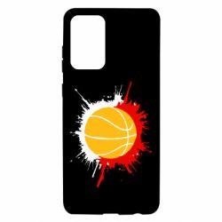 Чохол для Samsung A72 5G Баскетбольний м'яч