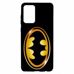 Чохол для Samsung A72 5G Batman logo Gold