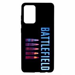 Чохол для Samsung A72 5G Battlefield 5 bullets