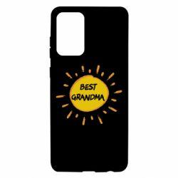 Чохол для Samsung A72 5G Best Grandma