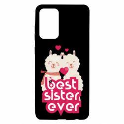 Чохол для Samsung A72 5G Best sister ever
