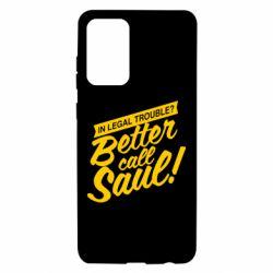 Чохол для Samsung A72 5G Better call Saul!