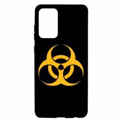 Чохол для Samsung A72 5G biohazard