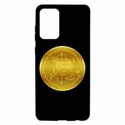 Чохол для Samsung A72 5G Bitcoin coin