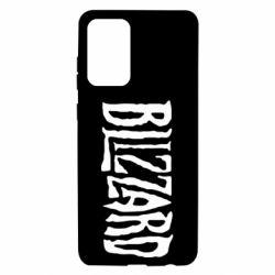 Чохол для Samsung A72 5G Blizzard Logo