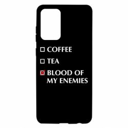 Чохол для Samsung A72 5G Blood of my enemies