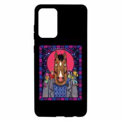 Чехол для Samsung A72 5G Bojack Horseman icon