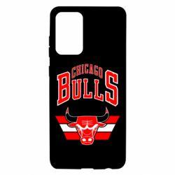 Чохол для Samsung A72 5G Великий логотип Chicago Bulls