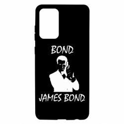 Чохол для Samsung A72 5G Bond  James Bond