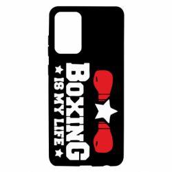 Чохол для Samsung A72 5G Boxing is my life
