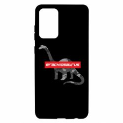 Чехол для Samsung A72 5G Brachiosaurus