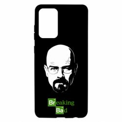 Чохол для Samsung A72 5G Breaking Bad  (Во все тяжкие)