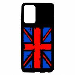 Чохол для Samsung A72 5G Британський прапор