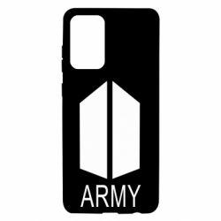 Чохол для Samsung A72 5G Bts army