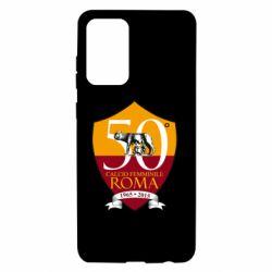 Чохол для Samsung A72 5G Calcio Femminile Roma