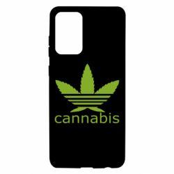 Чохол для Samsung A72 5G Cannabis