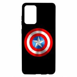 Чехол для Samsung A72 5G Captain America 3D Shield